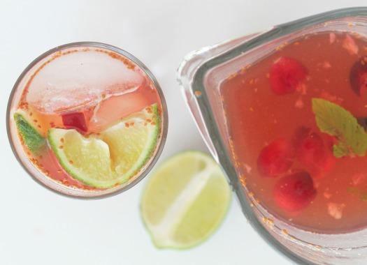 Iced-Cranberry-Mint-Green-Tea-5